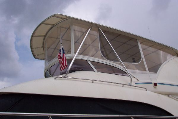 2004 robertson caine lion 46 power catamaran  3 2004 Robertson & Caine Lion 46 Power Catamaran