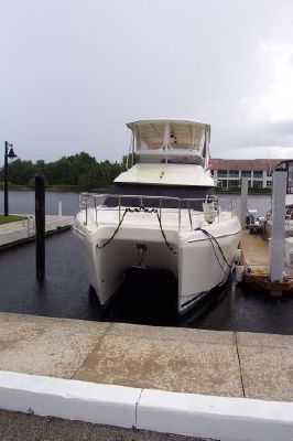 2004 robertson caine lion 46 power catamaran  33 2004 Robertson & Caine Lion 46 Power Catamaran