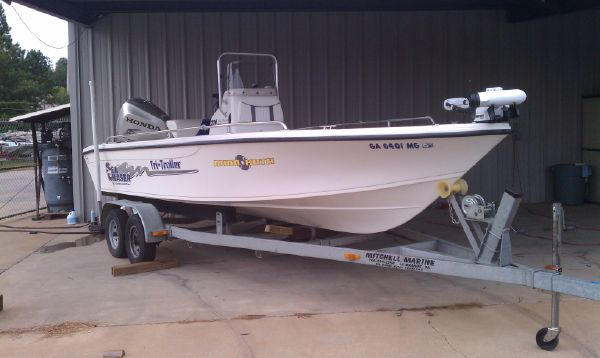 Sea Chaser 220 Bay Runner 2004 Skiff Boats for Sale