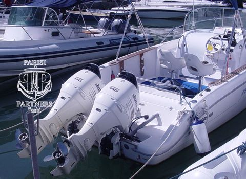 Sessa Marine Key Largo 25 2004 All Boats