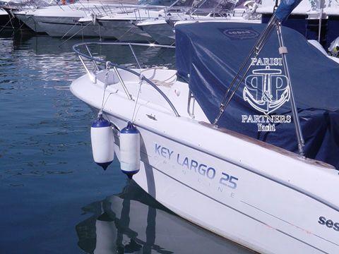 Boats for Sale & Yachts Sessa Marine Key Largo 25 2004 All Boats