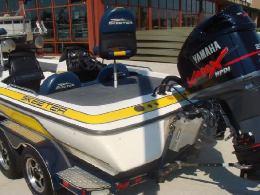 Skeeter Bass Boats For Sale >> 2004 Skeeter ZX225 - Boats Yachts for sale