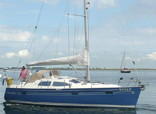 Southerly 35RS Centreboard 2004 Sailboats for Sale