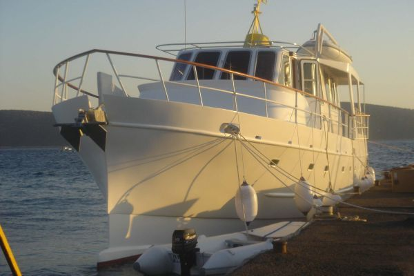 Boats for Sale & Yachts Steel Motor Yacht 64' S/11503 2004