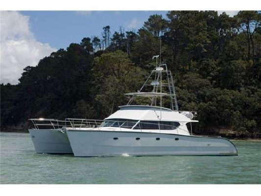 2004 Strong 60 Offshore Power Catamaran Boats Yachts For