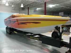 Supersonic 38 Poker Run 2004 All Boats