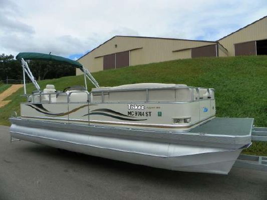 Boats for Sale & Yachts Tahoe Pontoons 2223 Aspen 2004 Pontoon Boats for Sale