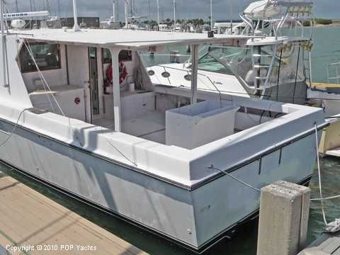 Thompson 45 COMMERCIAL UTILITY CUSTOM 2004 Commercial Boats for Sale