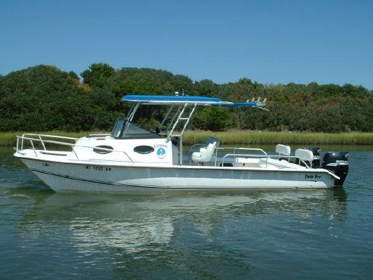 Twin Vee 26 Weekender 2004 All Boats