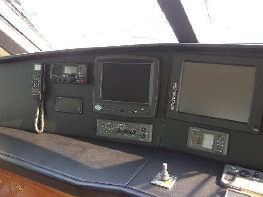 2004 viking 61 enclosed flybridge  26 2004 Viking 61* Enclosed Flybridge