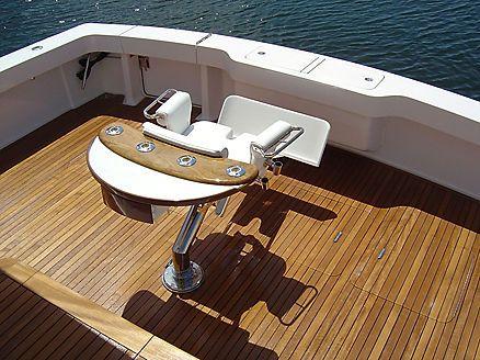 Viking Yachts Convertible Enclosed Bridge w/ Mezzanine 2004 Viking Boats for Sale Viking Yachts for Sale