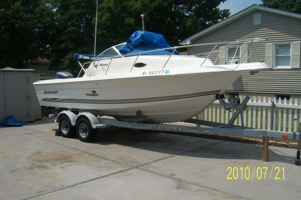 Wellcraft Tournament ** Trailer ** 2004 Wellcraft Boats for Sale
