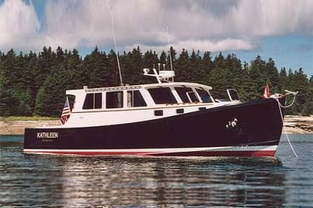 2004 Wesmac Luxury Downeast Cruiser Boats Yachts For Sale
