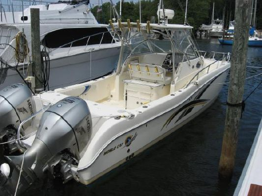 World Cat 27 SC 2004 World Cat Boats for Sale