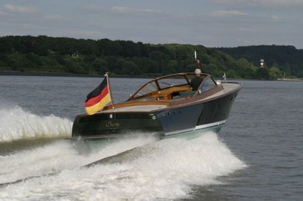 Yachtwerft Lotje Classic Coaster 40 Open Power 2004 All Boats