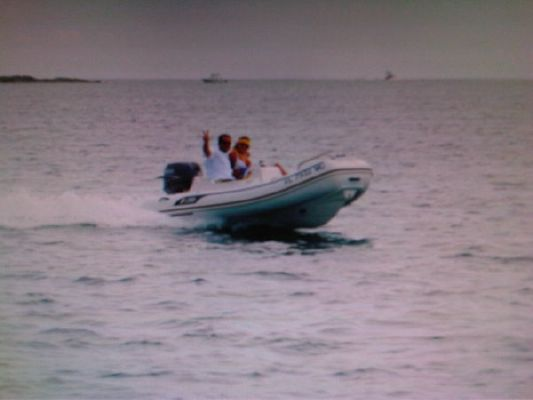 AB Inflatables Nautilus DLX 11 WITH ENGINE 2005 All Boats Inflatable Boats for Sale