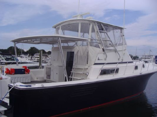 2005 albin 45 command bridge  2 2005 Albin 45 Command Bridge
