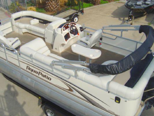 Aqua Patio 220RE 2005 All Boats