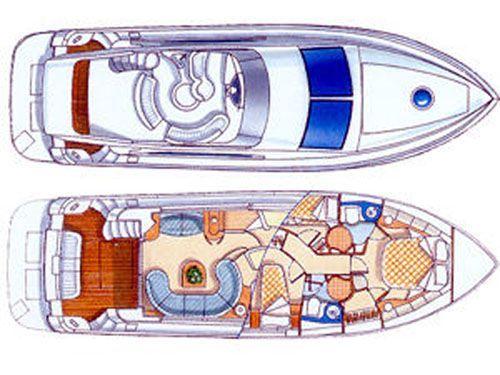 Boats for Sale & Yachts Azimut 46 2005 Azimut Yachts for Sale