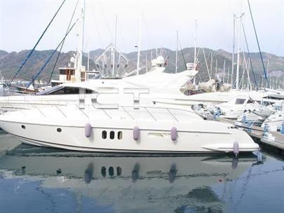 Azimut 55 2005 Azimut Yachts for Sale