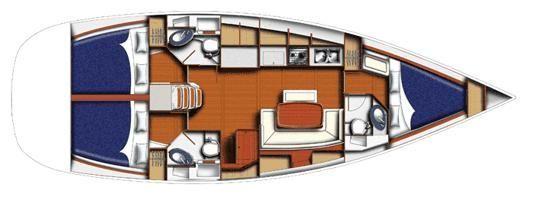 Beneteau Cyclades 2005 Beneteau Boats for Sale