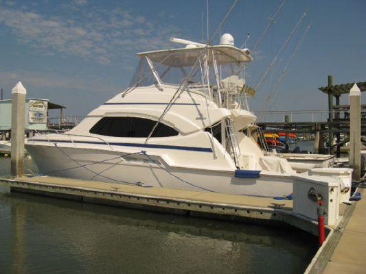 Boats for Sale & Yachts Bertram 450 Flybridge 2005 Bertram boats for sale Flybridge Boats for Sale