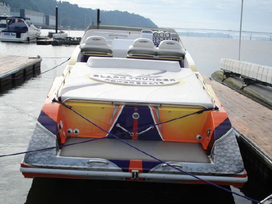 Black Thunder 46 SC Hot Boat Mag Boats for Sale *2020 New SpeedBoats
