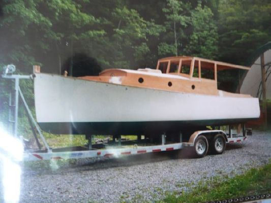 2005 bob stephens custom downeast cold molded picnic boat reduced 9 19 2011  121 2005 Bob Stephens Custom Downeast cold molded Picnic Boat, reduced 9/19/2011