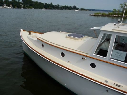 2005 bob stephens custom downeast cold molded picnic boat reduced 9 19 2011  127 2005 Bob Stephens Custom Downeast cold molded Picnic Boat, reduced 9/19/2011