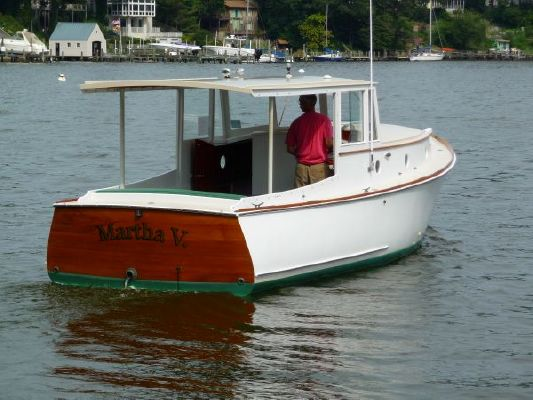 2005 bob stephens custom downeast cold molded picnic boat reduced 9 19 2011  131 2005 Bob Stephens Custom Downeast cold molded Picnic Boat, reduced 9/19/2011