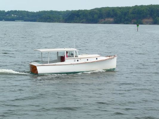 2005 bob stephens custom downeast cold molded picnic boat reduced 9 19 2011  134 2005 Bob Stephens Custom Downeast cold molded Picnic Boat, reduced 9/19/2011