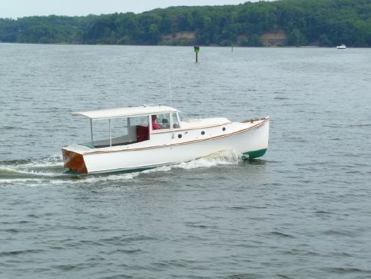 2005 bob stephens custom downeast cold molded picnic boat reduced 9 19 2011  135 2005 Bob Stephens Custom Downeast cold molded Picnic Boat, reduced 9/19/2011