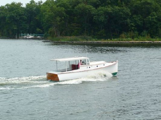 2005 bob stephens custom downeast cold molded picnic boat reduced 9 19 2011  137 2005 Bob Stephens Custom Downeast cold molded Picnic Boat, reduced 9/19/2011
