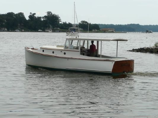 2005 bob stephens custom downeast cold molded picnic boat reduced 9 19 2011  14 2005 Bob Stephens Custom Downeast cold molded Picnic Boat, reduced 9/19/2011