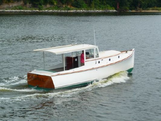 2005 bob stephens custom downeast cold molded picnic boat reduced 9 19 2011  143 2005 Bob Stephens Custom Downeast cold molded Picnic Boat, reduced 9/19/2011