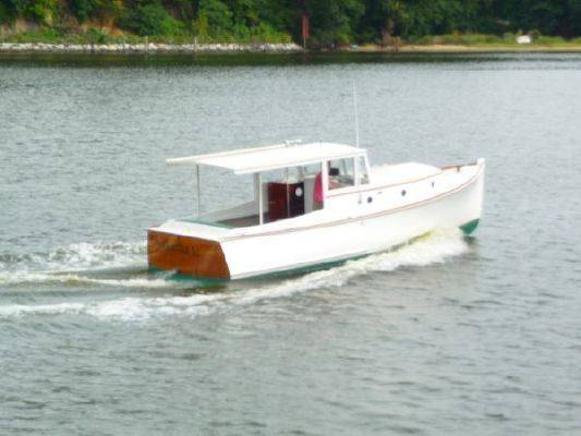 2005 bob stephens custom downeast cold molded picnic boat reduced 9 19 2011  144 2005 Bob Stephens Custom Downeast cold molded Picnic Boat, reduced 9/19/2011