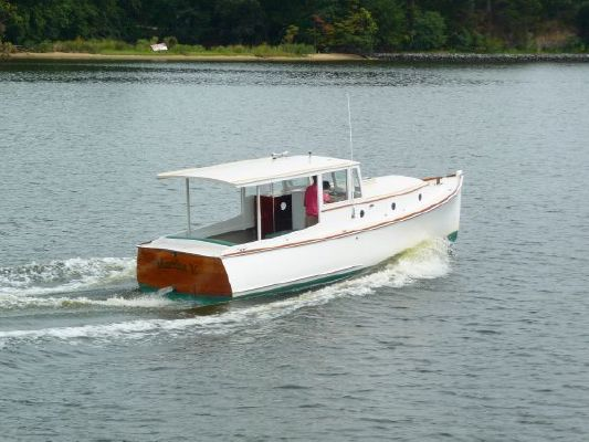 2005 bob stephens custom downeast cold molded picnic boat reduced 9 19 2011  145 2005 Bob Stephens Custom Downeast cold molded Picnic Boat, reduced 9/19/2011