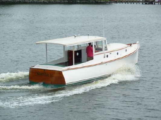 2005 bob stephens custom downeast cold molded picnic boat reduced 9 19 2011  147 2005 Bob Stephens Custom Downeast cold molded Picnic Boat, reduced 9/19/2011