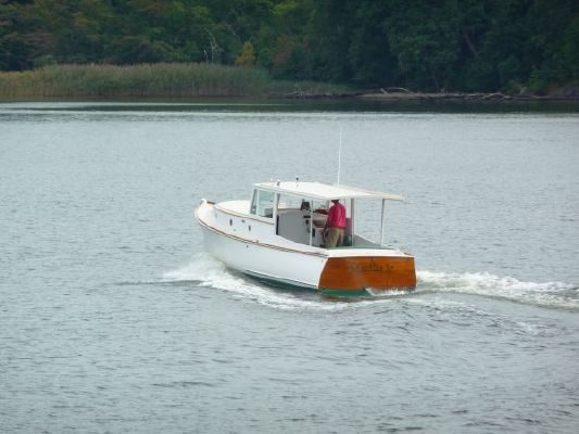 2005 bob stephens custom downeast cold molded picnic boat reduced 9 19 2011  153 2005 Bob Stephens Custom Downeast cold molded Picnic Boat, reduced 9/19/2011
