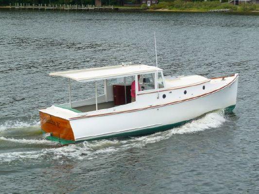 2005 bob stephens custom downeast cold molded picnic boat reduced 9 19 2011  157 2005 Bob Stephens Custom Downeast cold molded Picnic Boat, reduced 9/19/2011