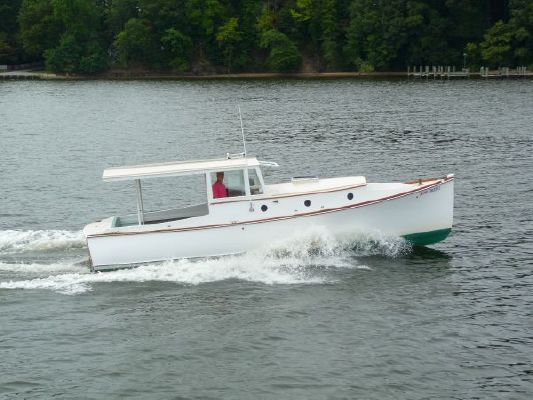 2005 bob stephens custom downeast cold molded picnic boat reduced 9 19 2011  158 2005 Bob Stephens Custom Downeast cold molded Picnic Boat, reduced 9/19/2011