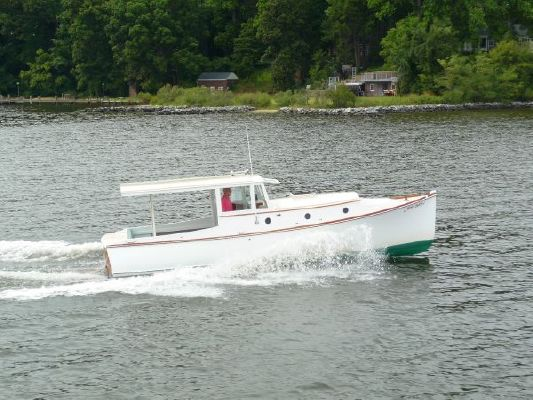 2005 bob stephens custom downeast cold molded picnic boat reduced 9 19 2011  160 2005 Bob Stephens Custom Downeast cold molded Picnic Boat, reduced 9/19/2011