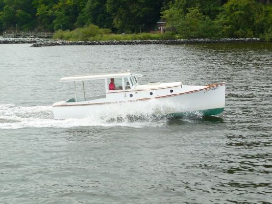 2005 bob stephens custom downeast cold molded picnic boat reduced 9 19 2011  163 2005 Bob Stephens Custom Downeast cold molded Picnic Boat, reduced 9/19/2011