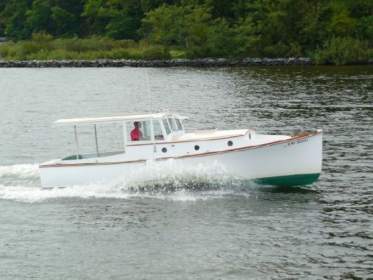 2005 bob stephens custom downeast cold molded picnic boat reduced 9 19 2011  164 2005 Bob Stephens Custom Downeast cold molded Picnic Boat, reduced 9/19/2011