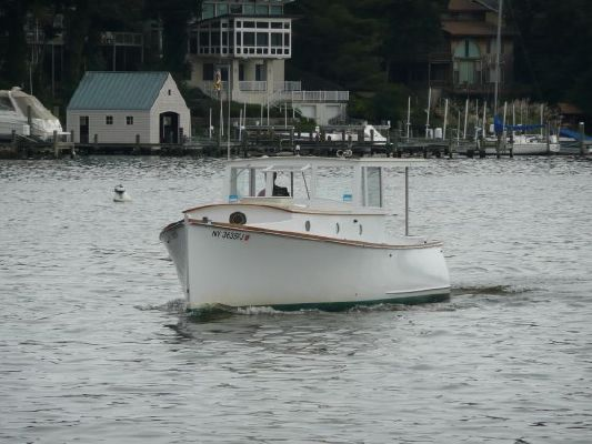 2005 bob stephens custom downeast cold molded picnic boat reduced 9 19 2011  20 2005 Bob Stephens Custom Downeast cold molded Picnic Boat, reduced 9/19/2011
