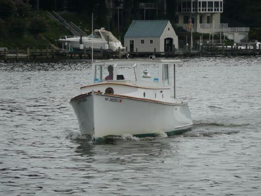 2005 bob stephens custom downeast cold molded picnic boat reduced 9 19 2011  21 2005 Bob Stephens Custom Downeast cold molded Picnic Boat, reduced 9/19/2011