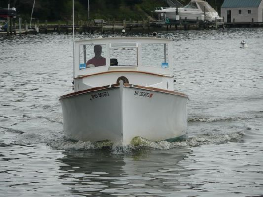 2005 bob stephens custom downeast cold molded picnic boat reduced 9 19 2011  23 2005 Bob Stephens Custom Downeast cold molded Picnic Boat, reduced 9/19/2011