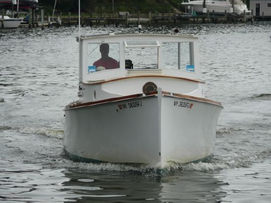 2005 bob stephens custom downeast cold molded picnic boat reduced 9 19 2011  24 2005 Bob Stephens Custom Downeast cold molded Picnic Boat, reduced 9/19/2011