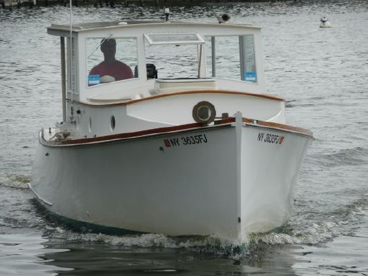 2005 bob stephens custom downeast cold molded picnic boat reduced 9 19 2011  25 2005 Bob Stephens Custom Downeast cold molded Picnic Boat, reduced 9/19/2011
