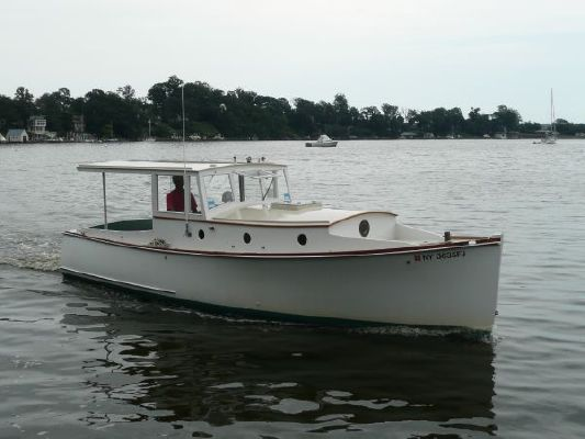 2005 bob stephens custom downeast cold molded picnic boat reduced 9 19 2011  27 2005 Bob Stephens Custom Downeast cold molded Picnic Boat, reduced 9/19/2011